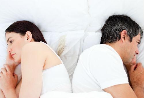 Sexul nu mai aduce bucurie și intervine dorința